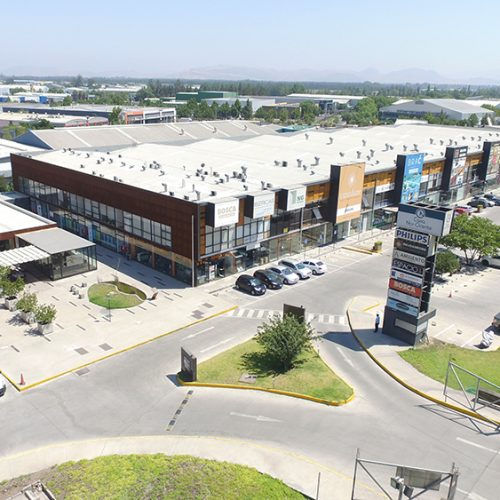 Casa Nor-Oriente: Centro Comercial y Empresarial